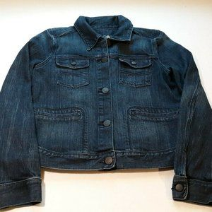 Gap Kids 1969 Girls Plus Size XXL Button Jacket
